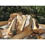 Перевага березових дров при опаленні