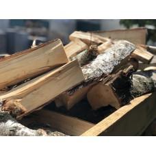 Дрова Березові 8-16 см