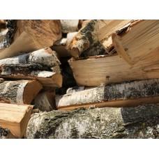 Дрова Березові 15-25 см