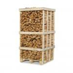 Скільки кубів дров потрібно на зиму