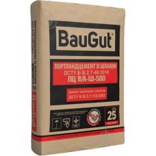 Цемент BauGut ПЦ II/A-Ш 500