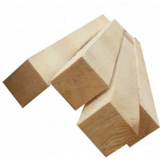 Брус деревянный 100 на 100 - длина 4,5 - 6 метров