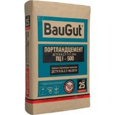 Цемент портланд 500 BauGut I-500 25 кг