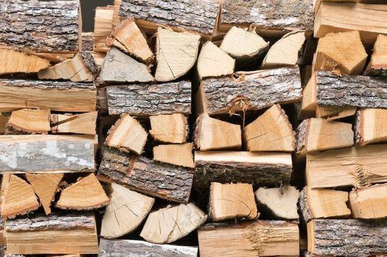 Дубовые дрова стоит выбирать для отопления